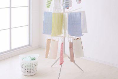 冬の洗濯、部屋干しの際に注意する3つのポイント