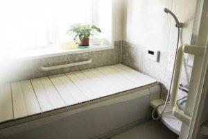 風呂の日は、お風呂でリラックス