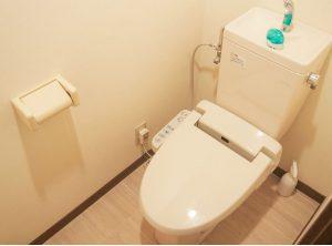 トイレ空間の脱臭